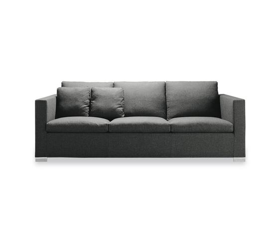 Deep Suitcase de Minotti | Sofás-cama