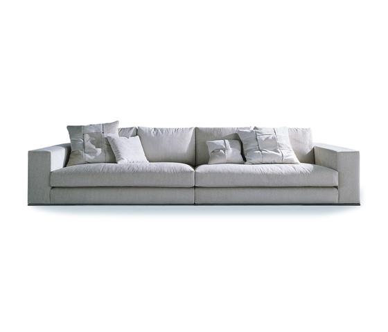 Hamilton by Minotti | Lounge sofas