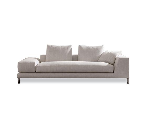 Hamilton Islands by Minotti | Lounge sofas