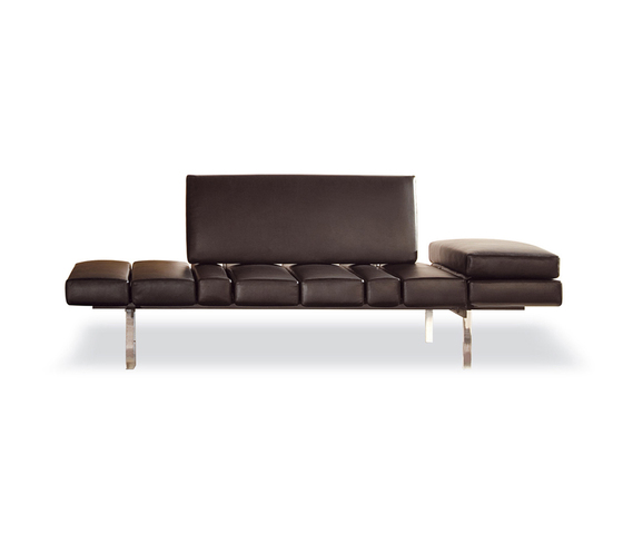Smith Lounge System von Minotti | Loungesofas