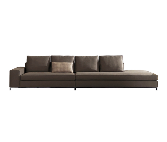 Williams by Minotti | Lounge sofas