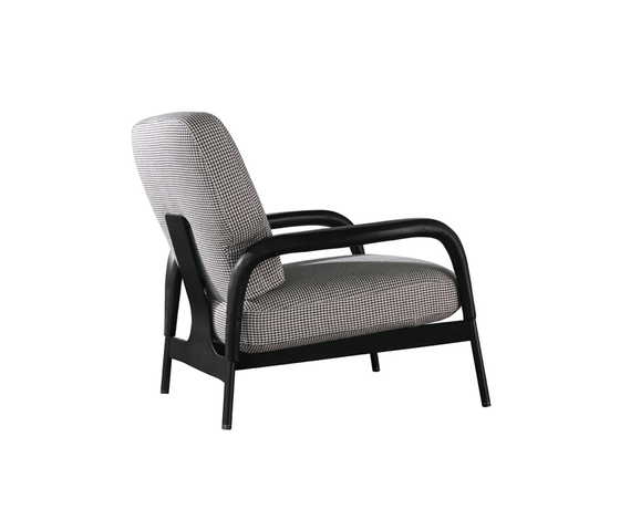 Brooks Armchair by Minotti | Lounge chairs