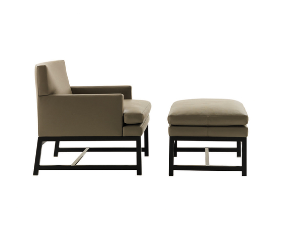 Flynt by Minotti | Armchairs