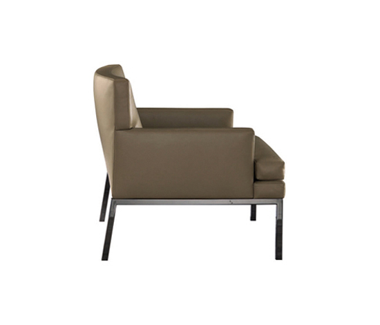 Flynt by Minotti | Lounge chairs