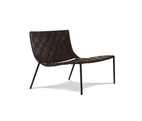Klasen Armchair by Minotti | Lounge chairs