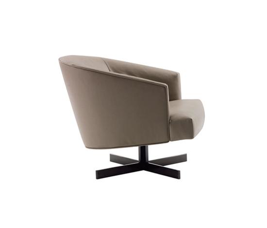 Martin by Minotti | Lounge chairs