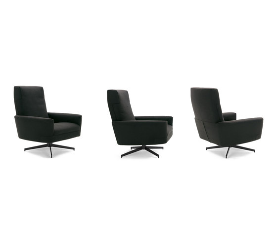 Parker Armchair by Minotti | Lounge chairs