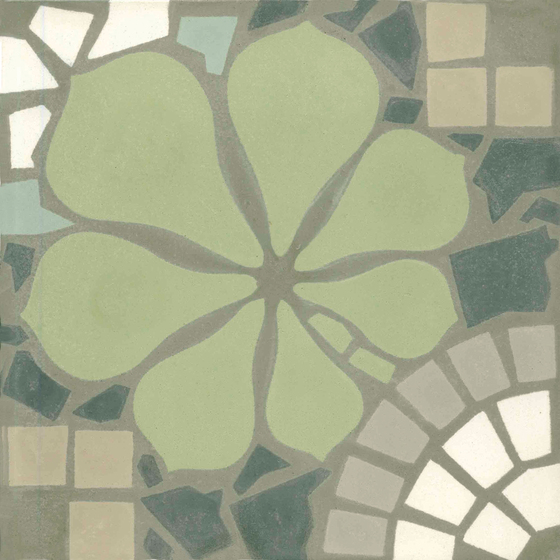 Cement tile de VIA | Sols en béton/ciment