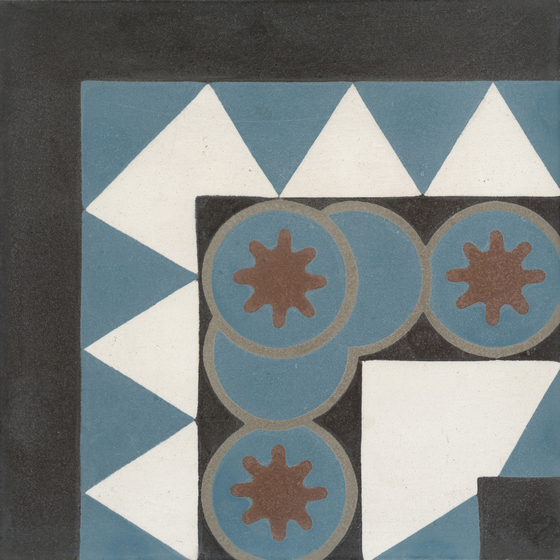 Cement tile di VIA | Piastrelle