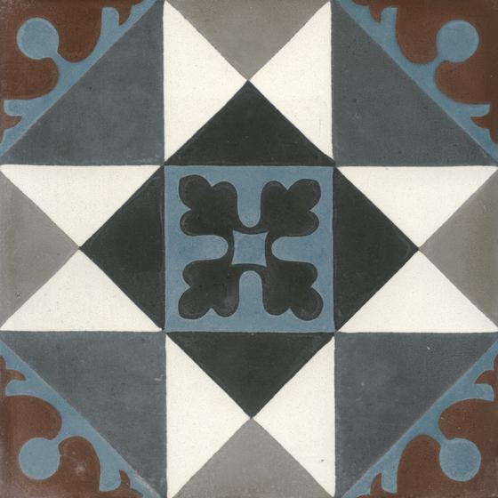 Cement tile by VIA | Floor tiles
