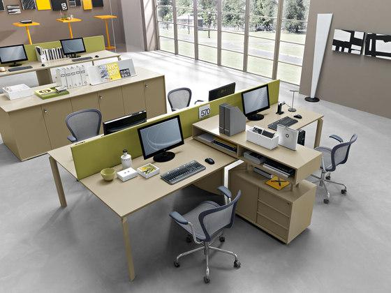 Anyware von Martex | Tischsysteme