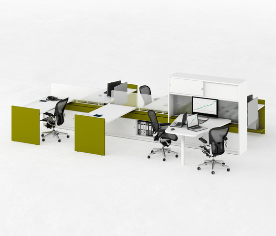 More by Martex | Desking systems