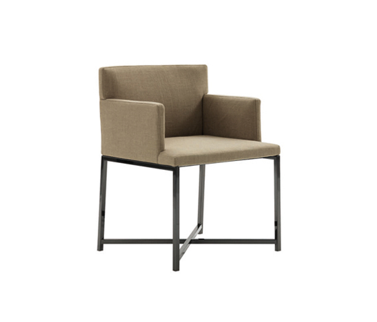 Flynt by Minotti | Visitors chairs / Side chairs