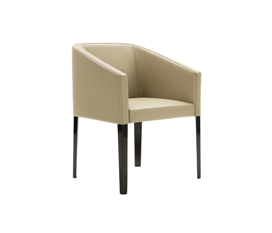 Loving by Minotti | Visitors chairs / Side chairs
