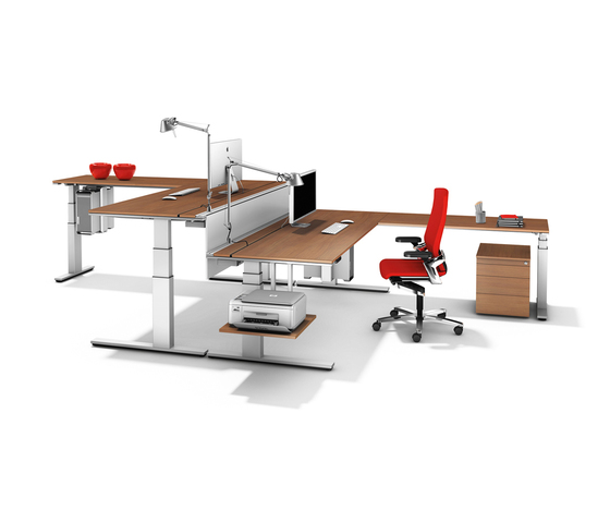 Winea Pro by WINI Büromöbel | Standing tables