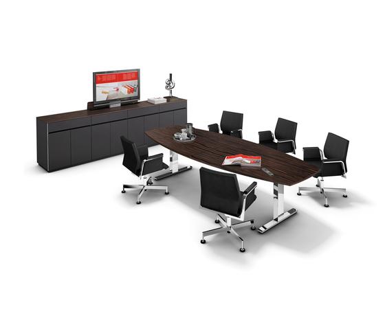 Winea Pro by WINI Büromöbel | Contract tables