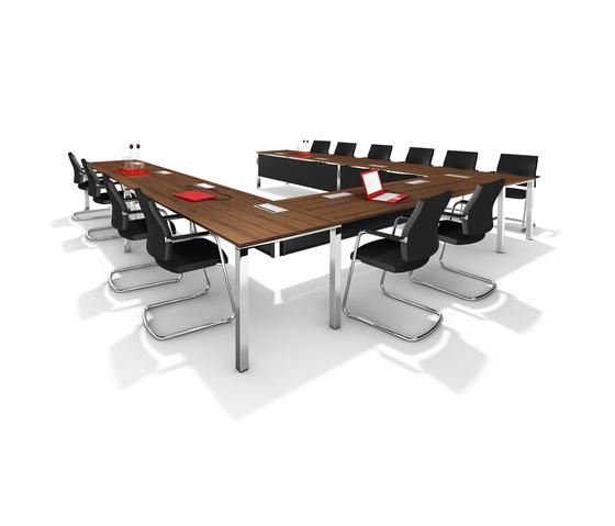Winea Pro by WINI Büromöbel | Conference table systems