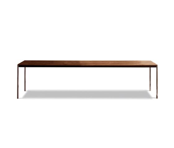 Jorn by Minotti | Restaurant tables
