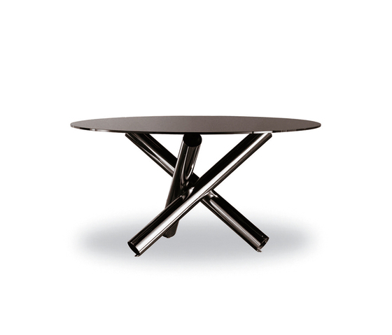 Van Dyck Table by Minotti | Restaurant tables