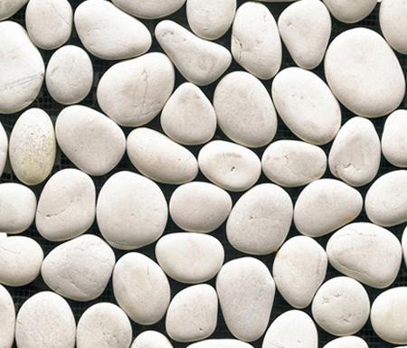 Anticato Baia Stone Blanco by Porcelanosa | Natural stone mosaics