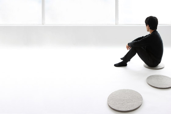 felt pad de molo | Coussins de siège