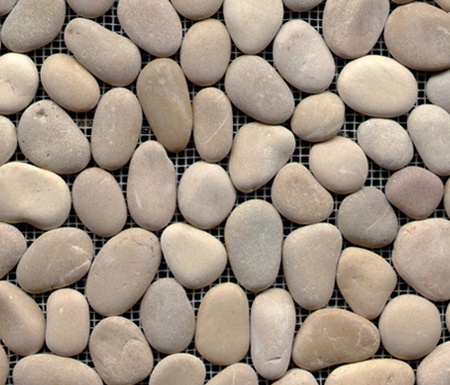 Anticato Baia Stone Cremas by Porcelanosa | Natural stone mosaics