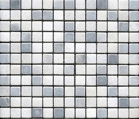 Anticato Blanco Almeria Gris by Porcelanosa | Natural stone mosaics