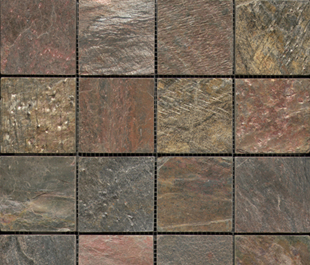 Anticato Multicolor Bombay by Porcelanosa | Natural stone mosaics