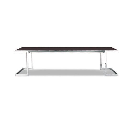 Klemm Tavolino * di Minotti | Tavoli a consolle