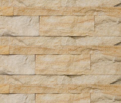 Brick Castle Cream by Porcelanosa | Natural stone mosaics