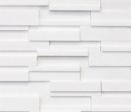 Classico MIni Modul Thassos by Porcelanosa | Facade cladding