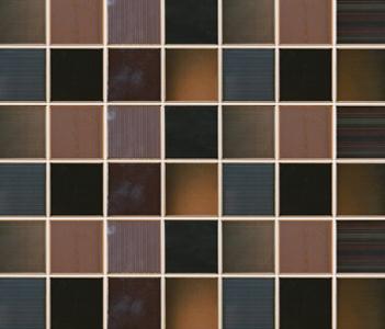 Dados Bronce by Porcelanosa | Ceramic mosaics