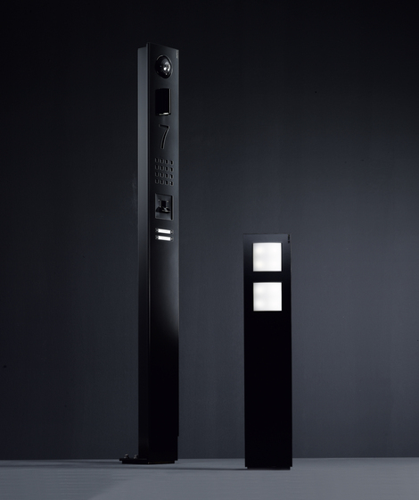 Siedle Steel audio intercom unit di Siedle | Citofoni da ingresso