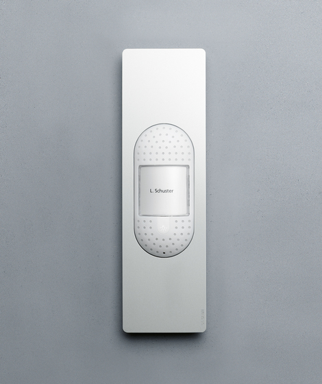 Siedle Select audio intercom unit by Siedle | Intercoms (exterior)