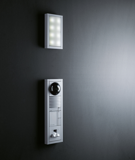 Siedle Vario video intercom unit by Siedle | Intercoms (exterior)