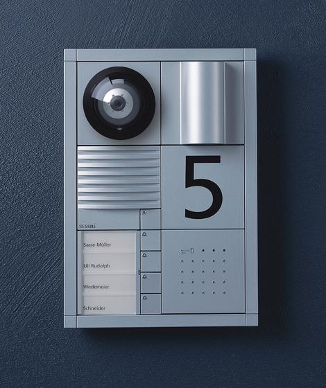 siedle vario video intercom units by siedle siedle vario. Black Bedroom Furniture Sets. Home Design Ideas