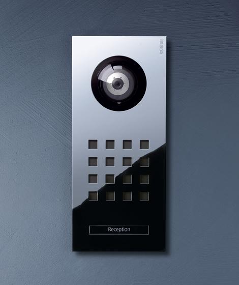 Siedle Steel video intercom unit de Siedle | Intercomunicación exterior