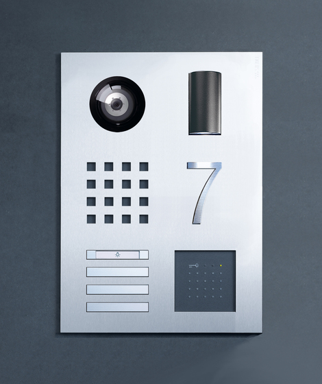 Siedle Steel video intercom unit di Siedle | Citofoni da ingresso
