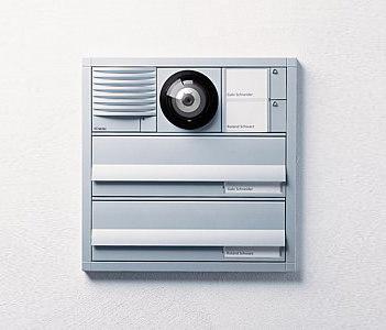 Siedle Vario flush-mounted letterbox de Siedle | Boîtes aux lettres