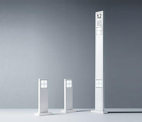Siedle Vario LED-Lichtmodul von Siedle | Pollerleuchten