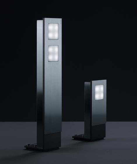 Siedle Steel LED light module by Siedle | Bollard lights