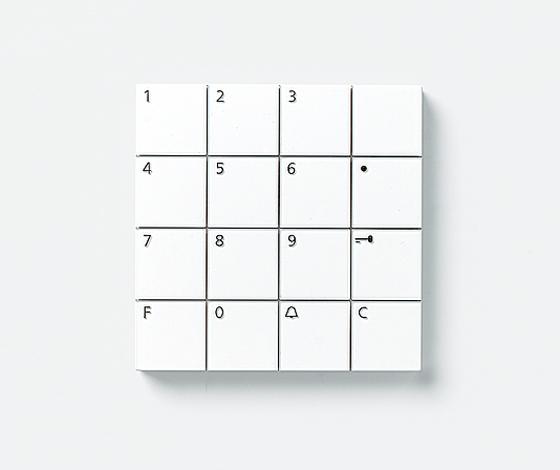 Siedle Vario code lock by Siedle | Code locks