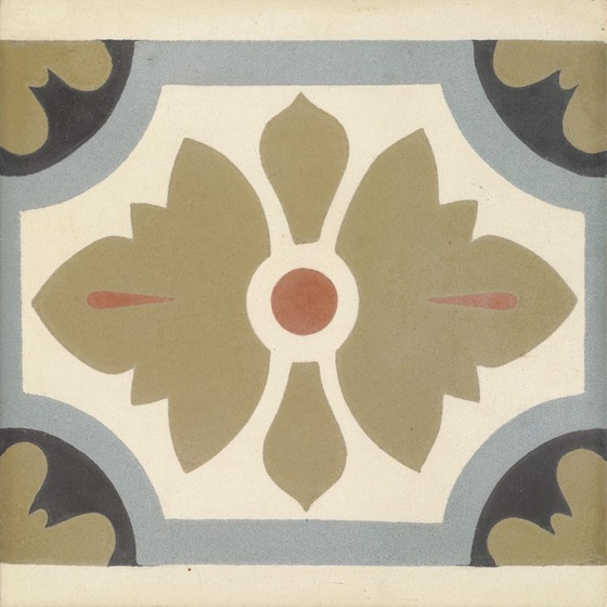 Cement tile di VIA | Piastrelle