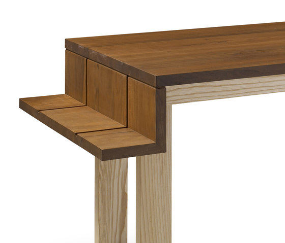 Cimbalo alto tavolo di Spazio RT | Scrivanie individuali