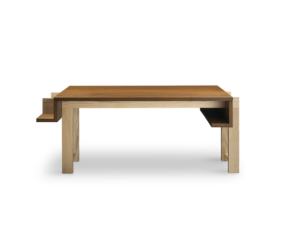 Cimbalo alto table high by Spazio RT | Individual desks