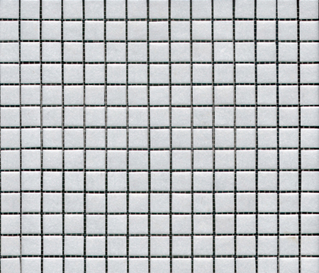 Fashion C White de Porcelanosa | Mosaïques verre