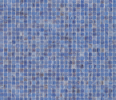 Mini-Fashion B-Blue by Porcelanosa | Glass mosaics