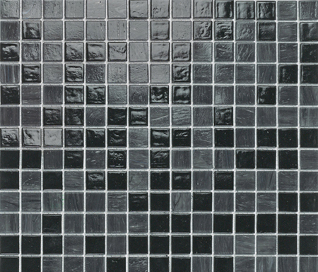 Fashion Mix B C Blaks de Porcelanosa | Mosaïques verre