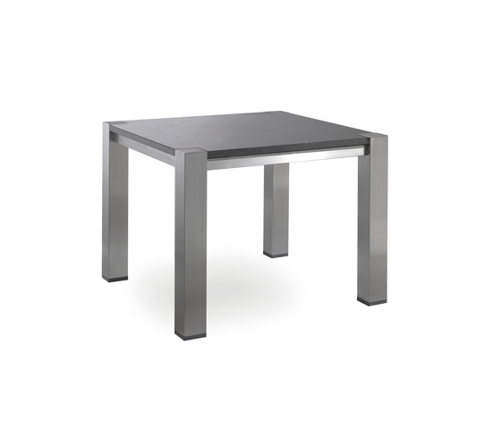 Como square dining tables de Manutti | Tables à manger de jardin