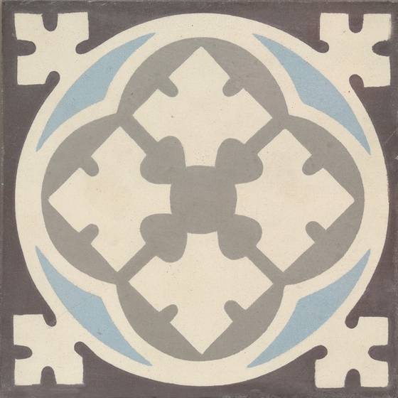 Cement tile de VIA | Carrelage de sol